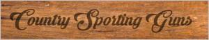 Country Sporting Guns Logo