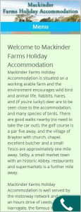 Mackinder Farms Click to Call Button
