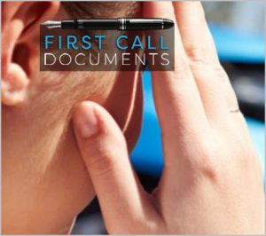 First Call Documents