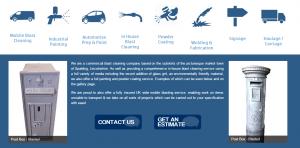 homepage blastoff services