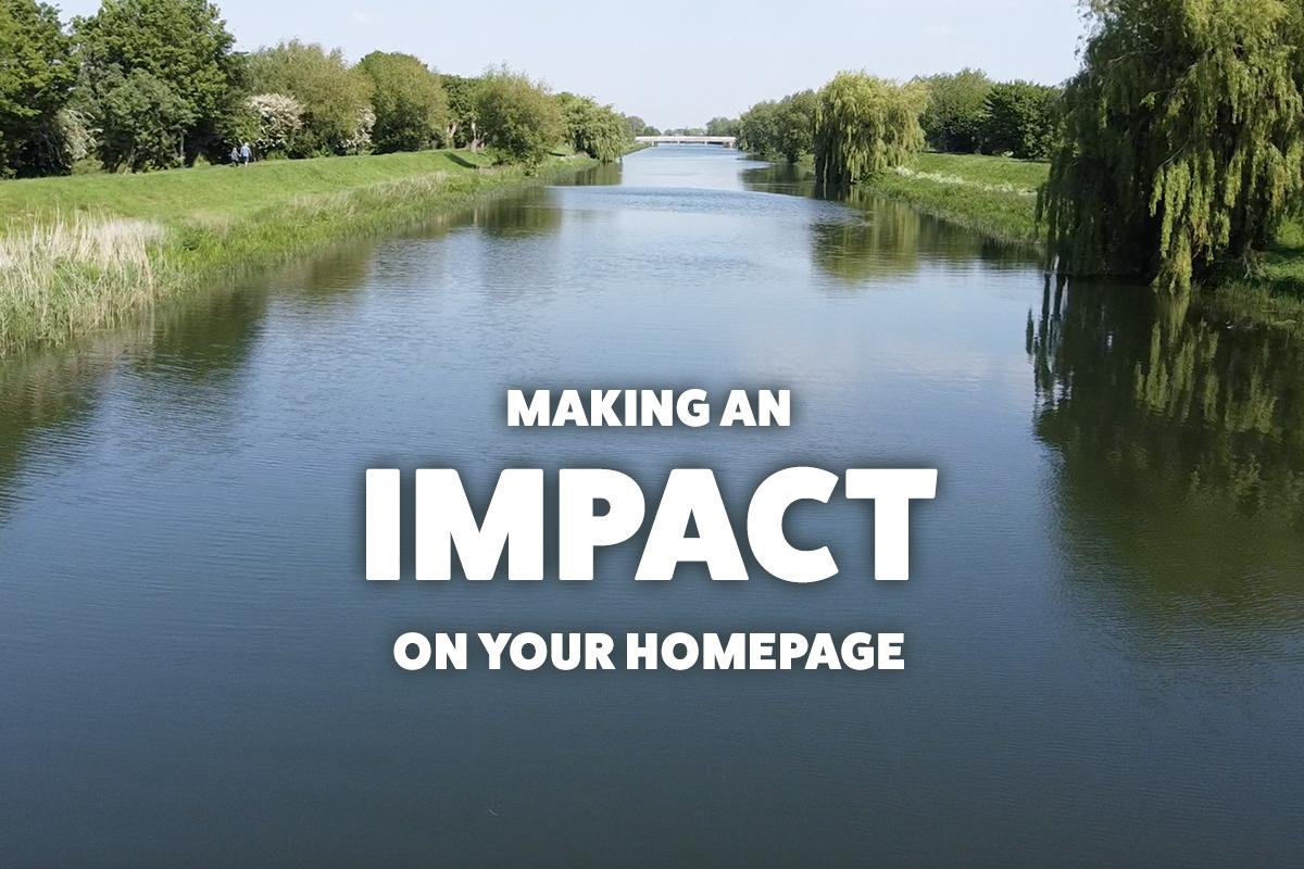 homepage SEO impact